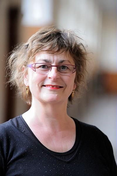 Nelly Metge, directrice du Cnam en Bourgogne
