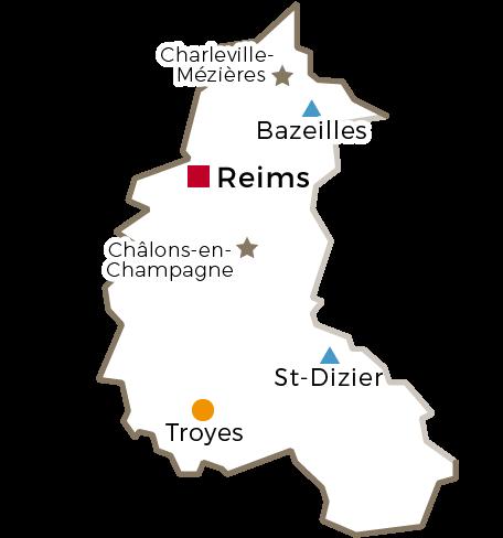 Centres Régionaux - 2016 - Champagne-Ardenne