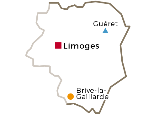 Centres Régionaux - 2016 - Limousin