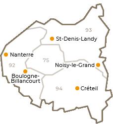Le Cnam dans le Grand-Paris